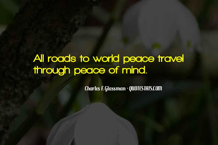 Charles Glassman Quotes #173861