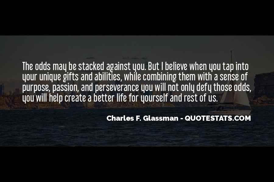 Charles Glassman Quotes #199898
