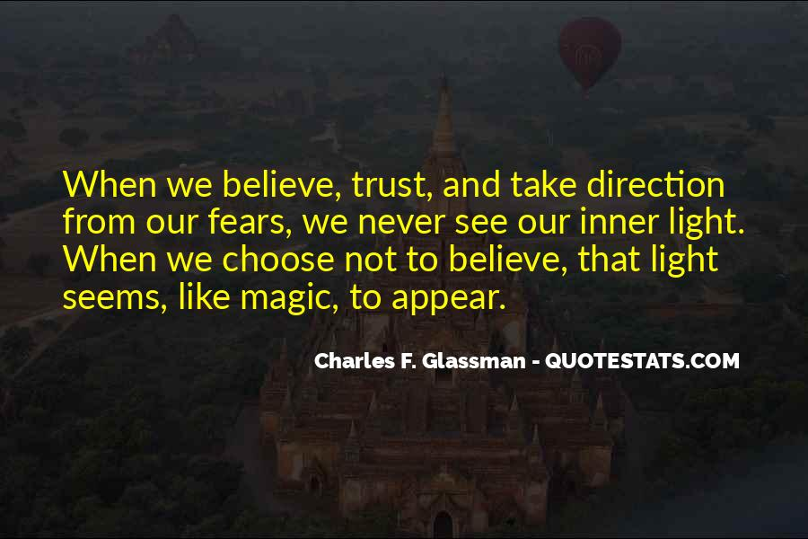 Charles Glassman Quotes #209453
