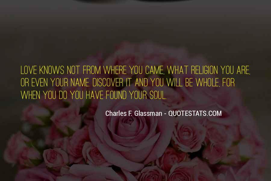 Charles Glassman Quotes #221565