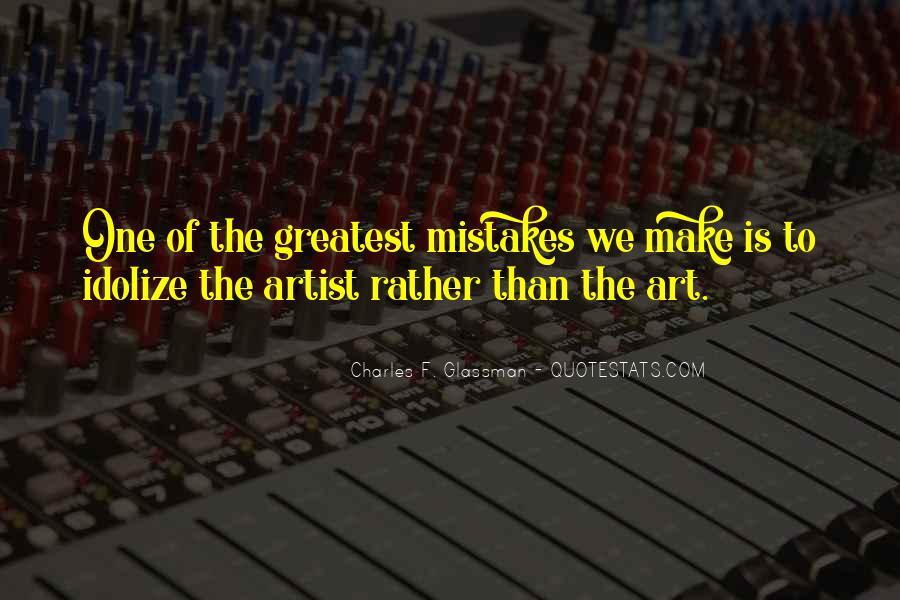 Charles Glassman Quotes #229285