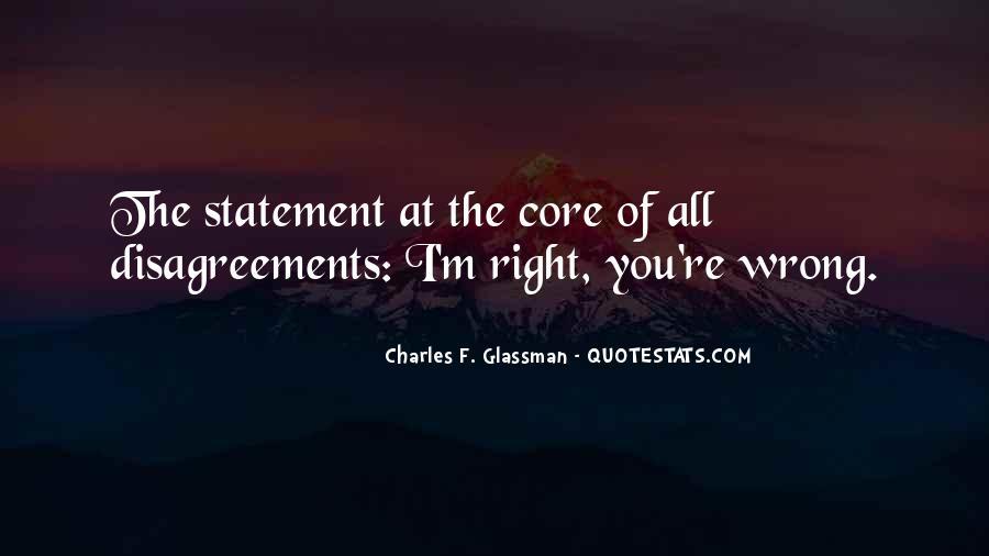 Charles Glassman Quotes #260888