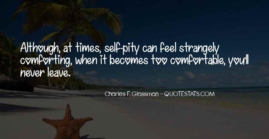 Charles Glassman Quotes #295260