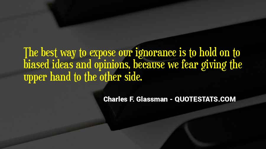 Charles Glassman Quotes #305223