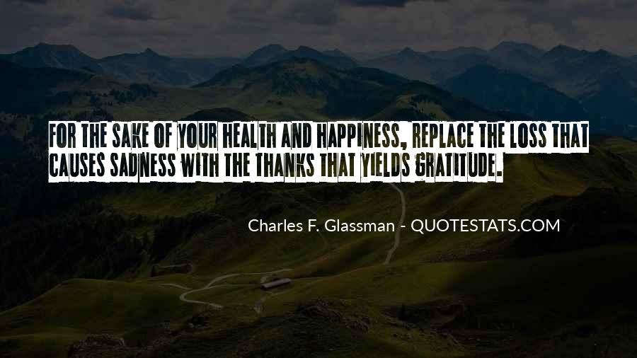 Charles Glassman Quotes #347856