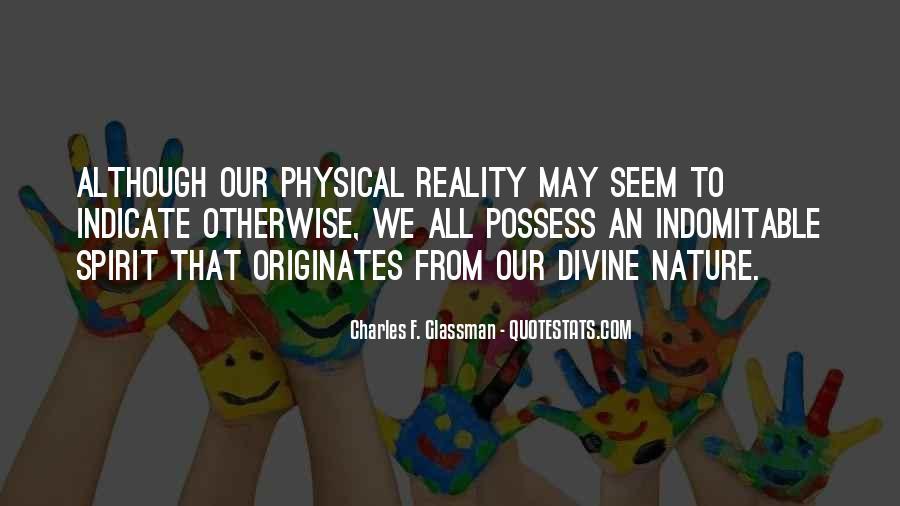 Charles Glassman Quotes #39456