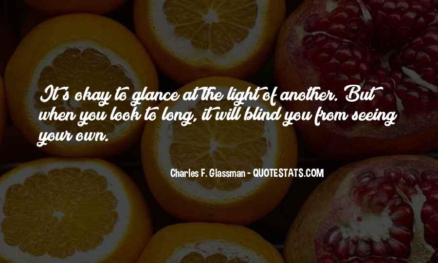 Charles Glassman Quotes #409276