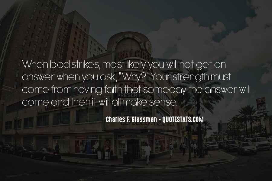 Charles Glassman Quotes #415778