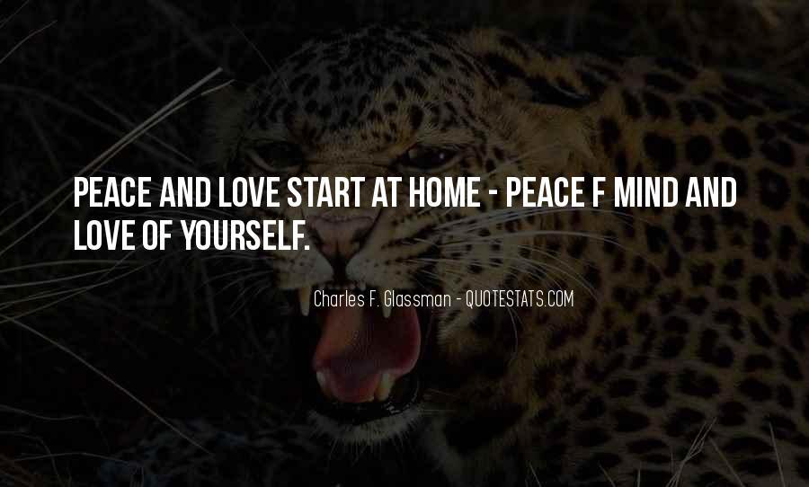 Charles Glassman Quotes #434904
