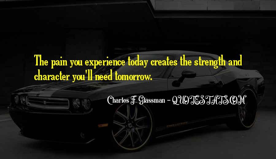 Charles Glassman Quotes #451445
