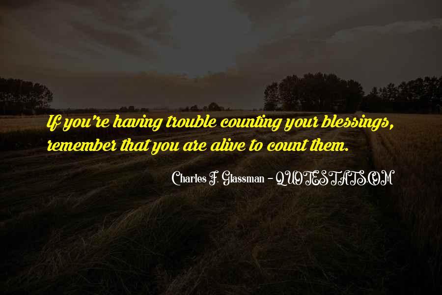 Charles Glassman Quotes #461511