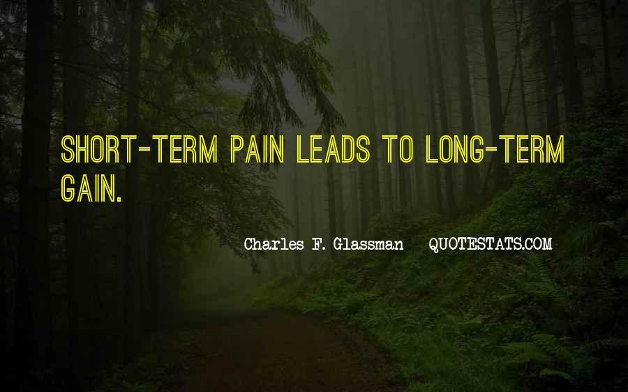 Charles Glassman Quotes #46203