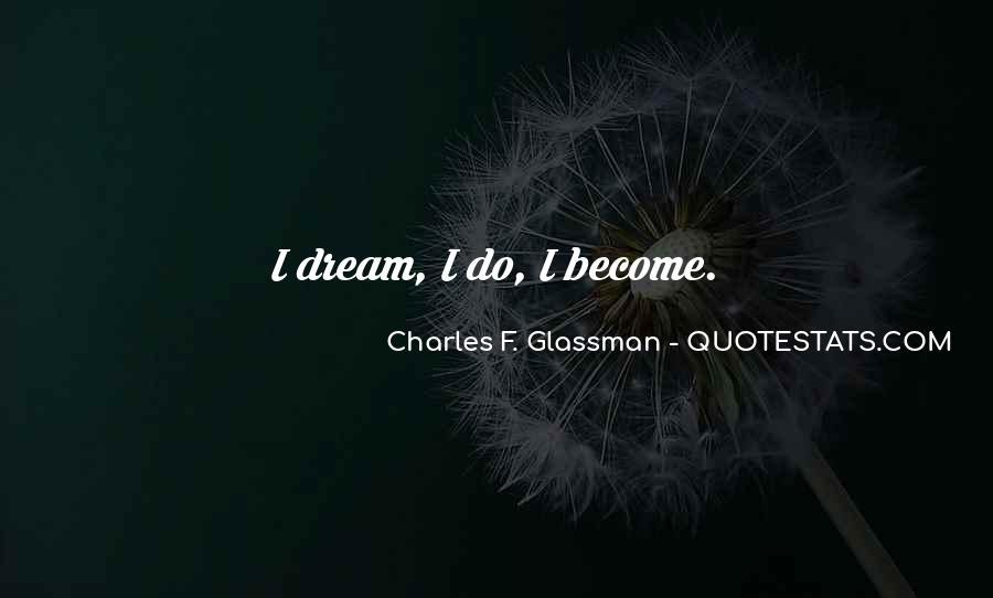 Charles Glassman Quotes #486104