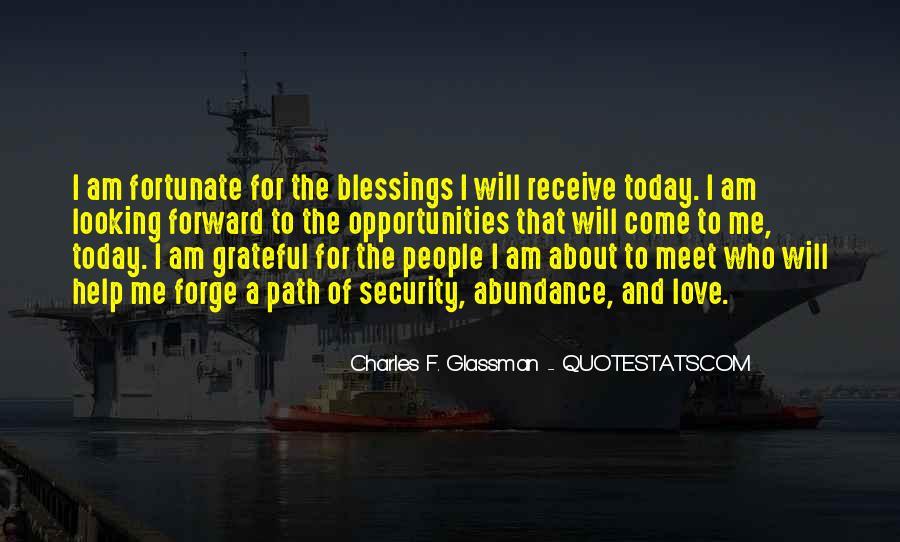 Charles Glassman Quotes #494427