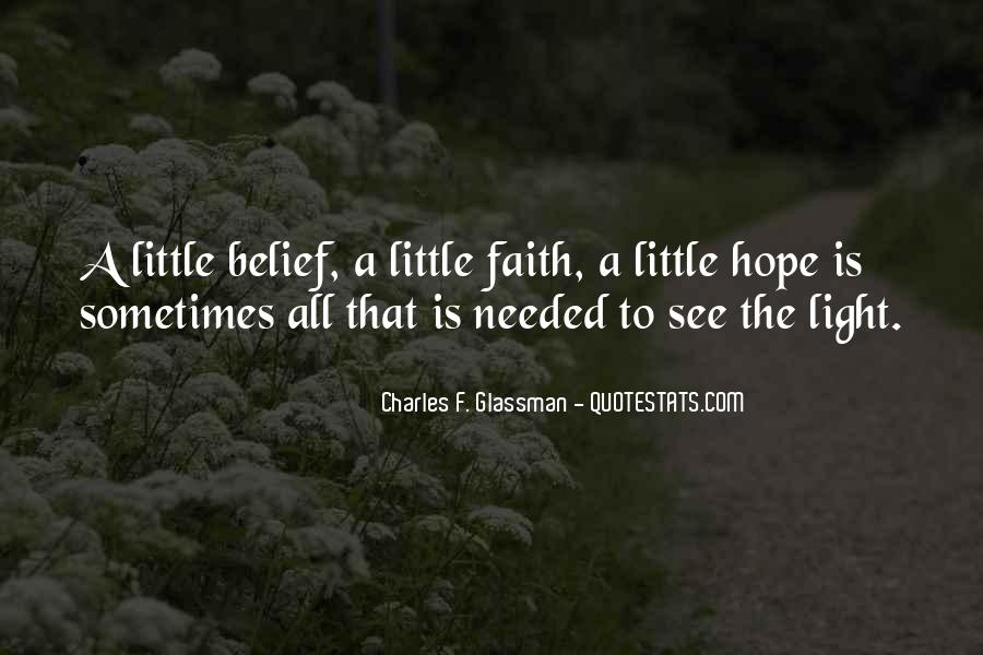 Charles Glassman Quotes #540322