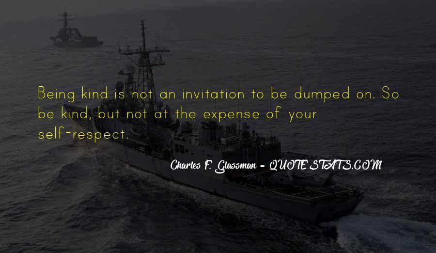 Charles Glassman Quotes #542797