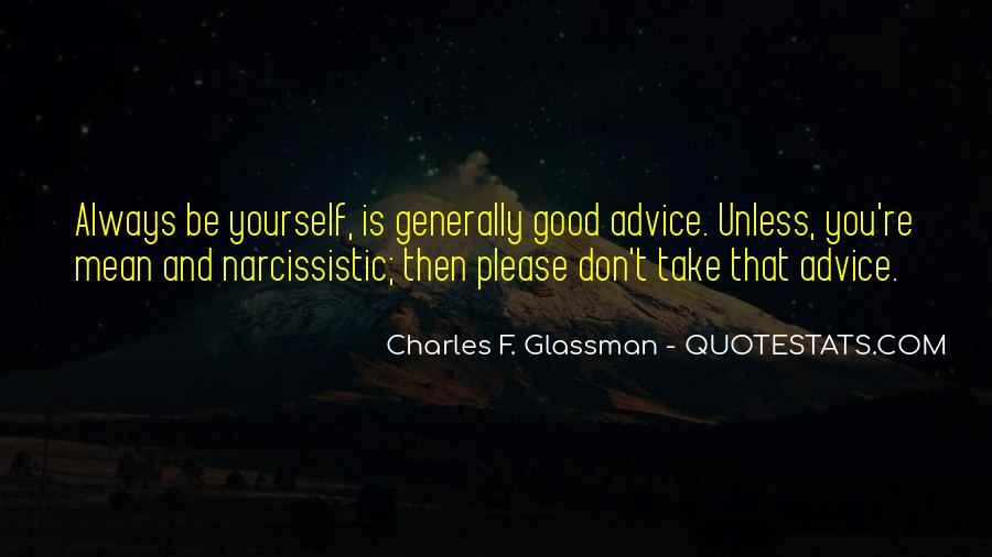 Charles Glassman Quotes #551777