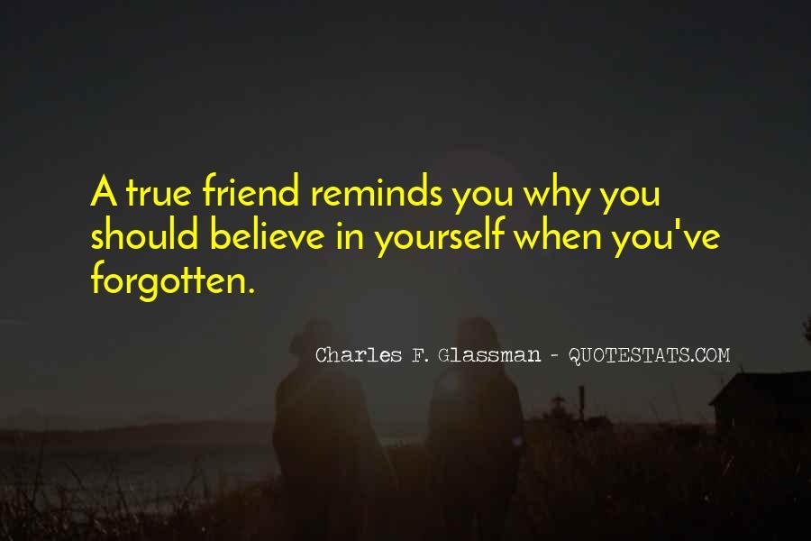 Charles Glassman Quotes #572151