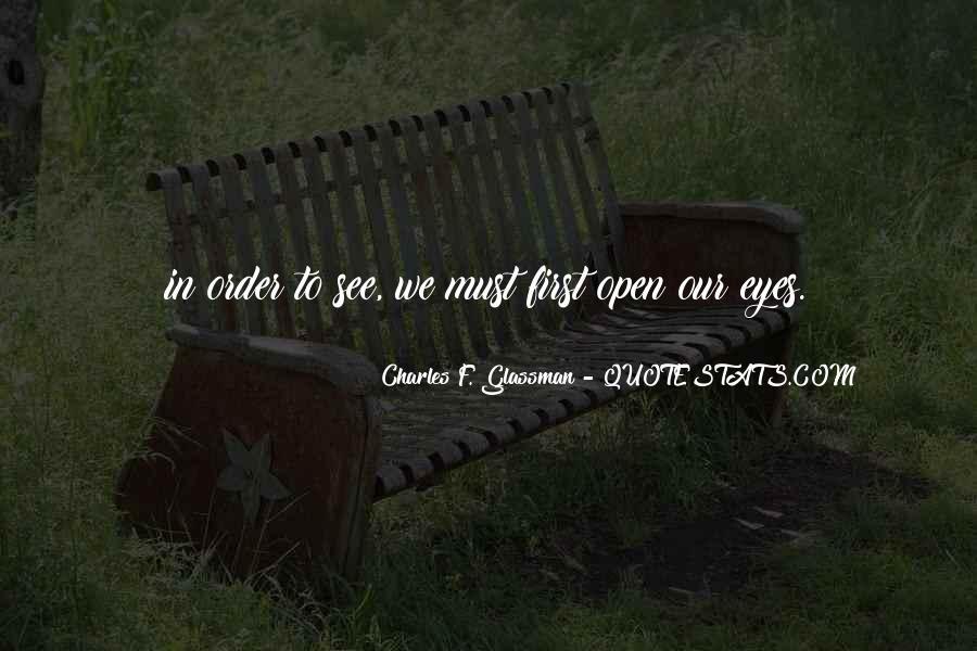 Charles Glassman Quotes #69896