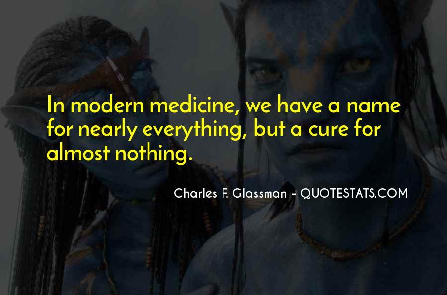 Charles Glassman Quotes #80225