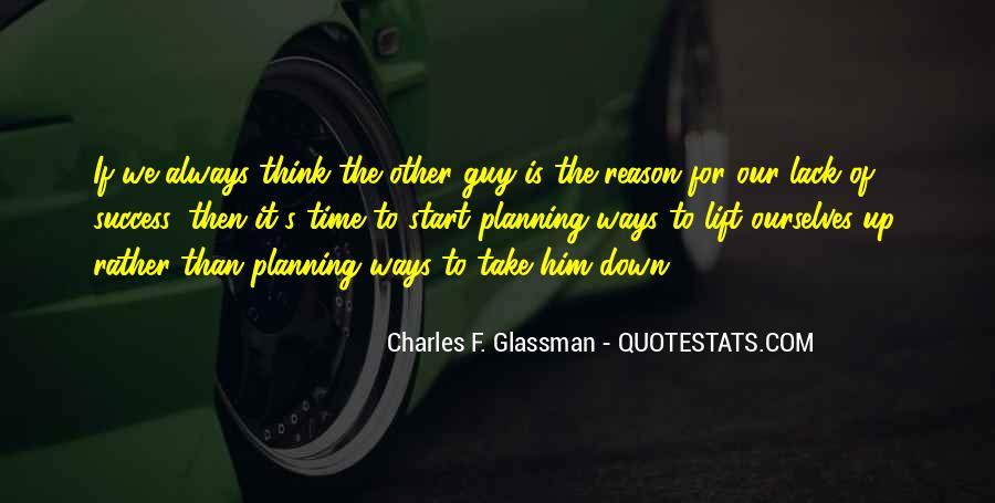 Charles Glassman Quotes #87559