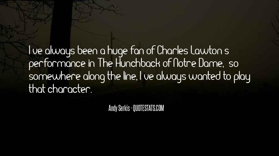 Charles Lawton Quotes #834363