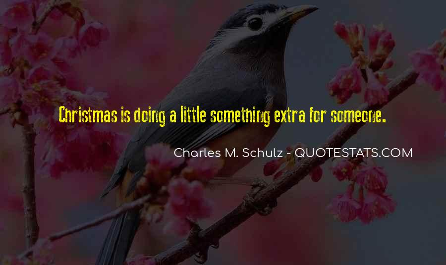 Charles Schulz Christmas Quotes #1871789