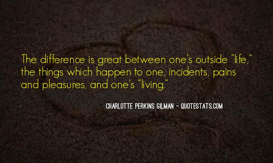 Charlotte Perkins Quotes #1013959