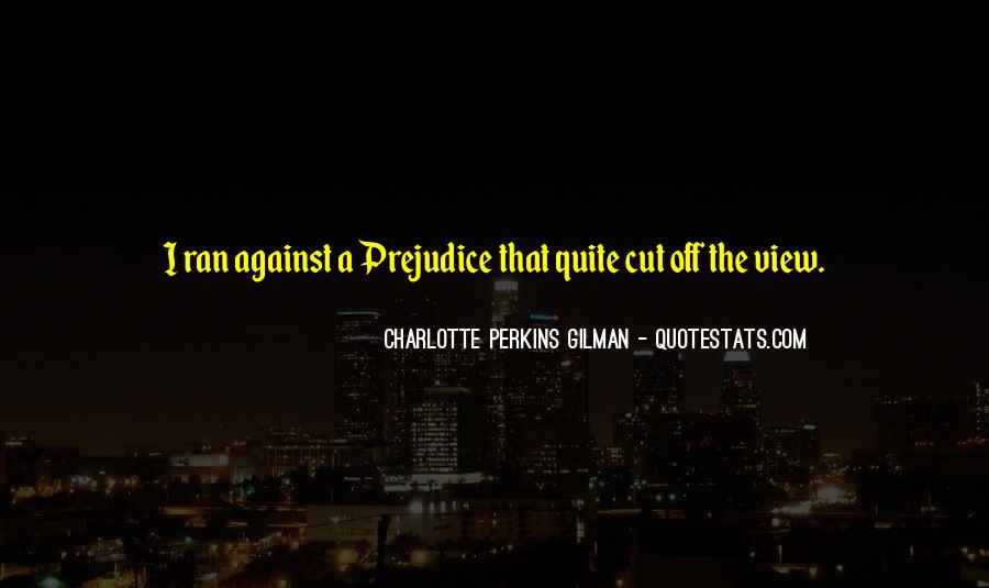 Charlotte Perkins Quotes #1052975