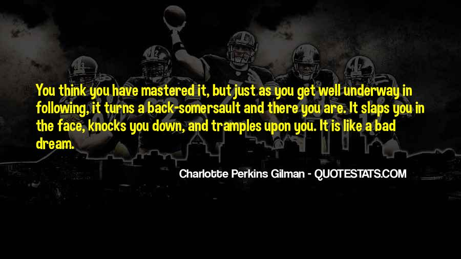 Charlotte Perkins Quotes #1199317