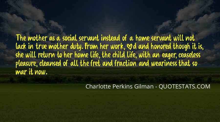Charlotte Perkins Quotes #370843