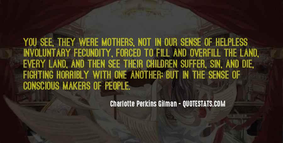 Charlotte Perkins Quotes #409865