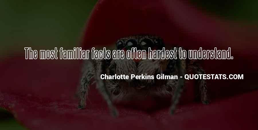Charlotte Perkins Quotes #414338