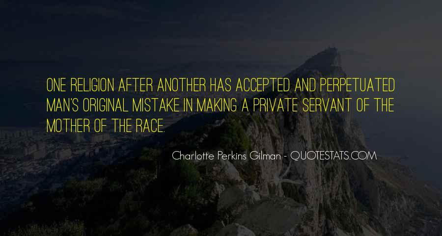 Charlotte Perkins Quotes #441663
