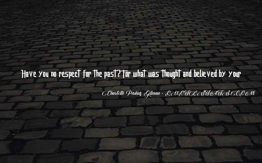 Charlotte Perkins Quotes #513264