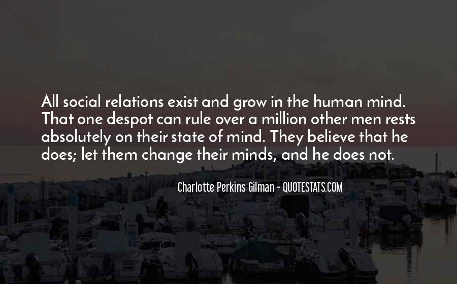 Charlotte Perkins Quotes #533916