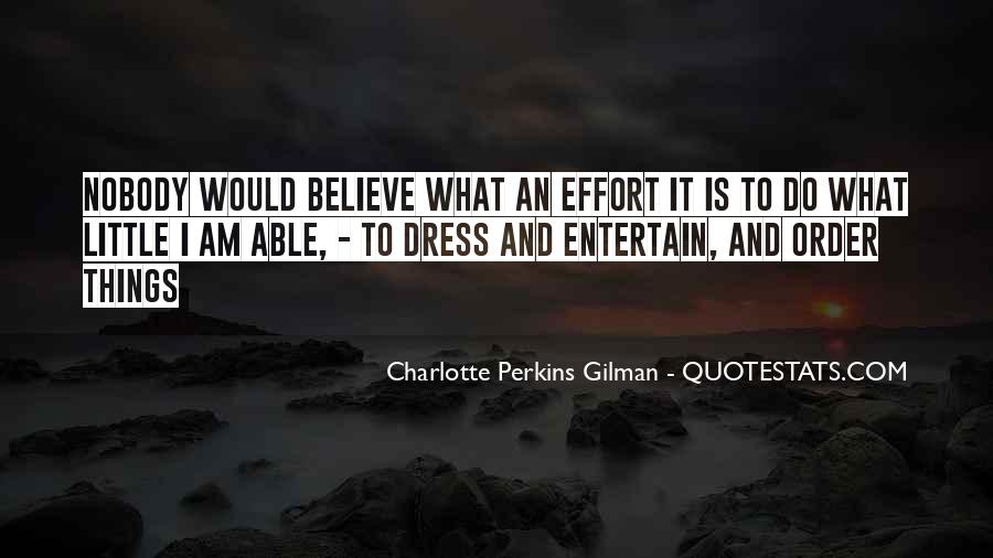 Charlotte Perkins Quotes #535498