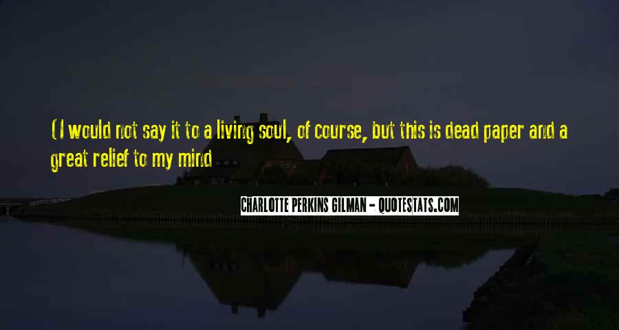 Charlotte Perkins Quotes #647453