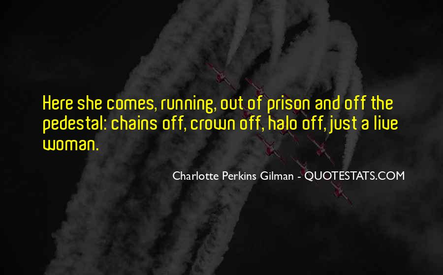 Charlotte Perkins Quotes #675743