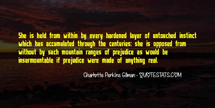 Charlotte Perkins Quotes #810425