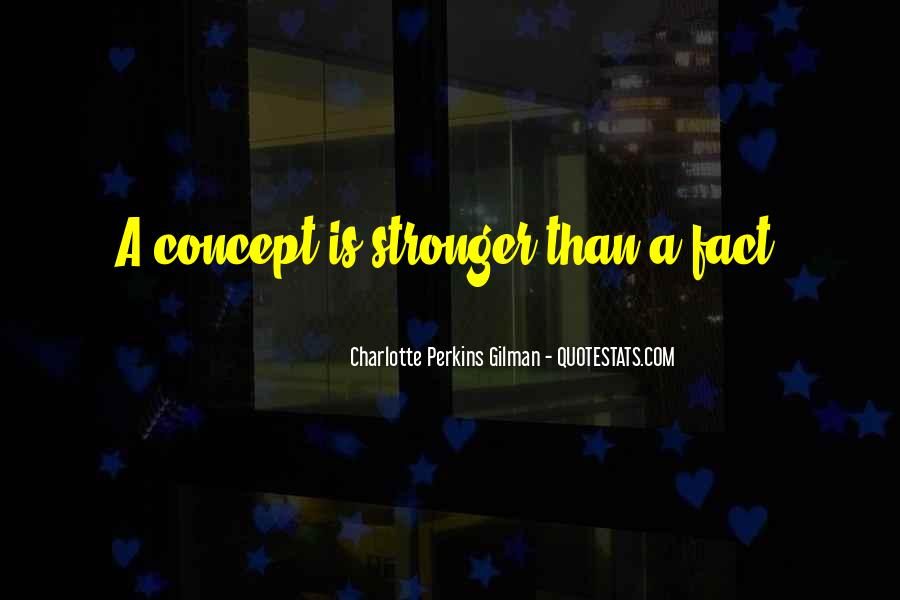 Charlotte Perkins Quotes #813469