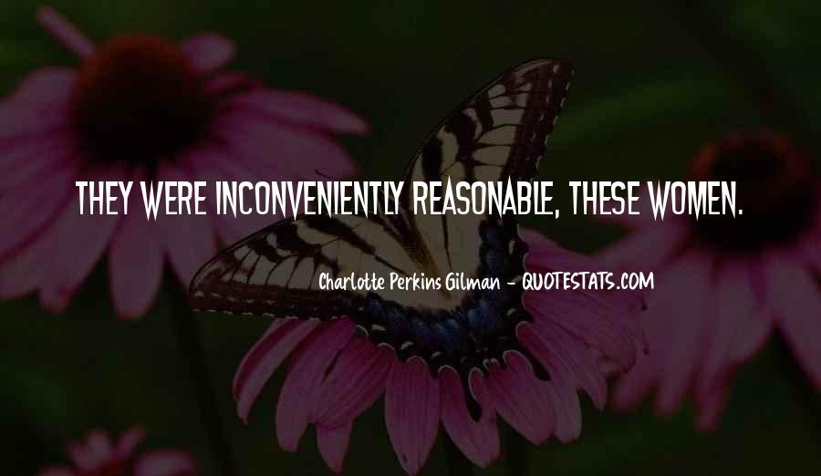 Charlotte Perkins Quotes #885218