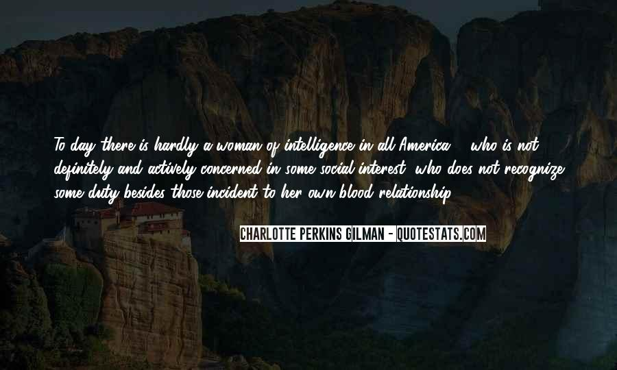 Charlotte Perkins Quotes #982460