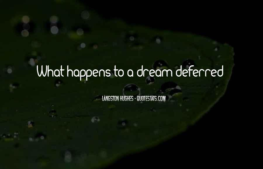 Chasing A Dream Quotes #1133692