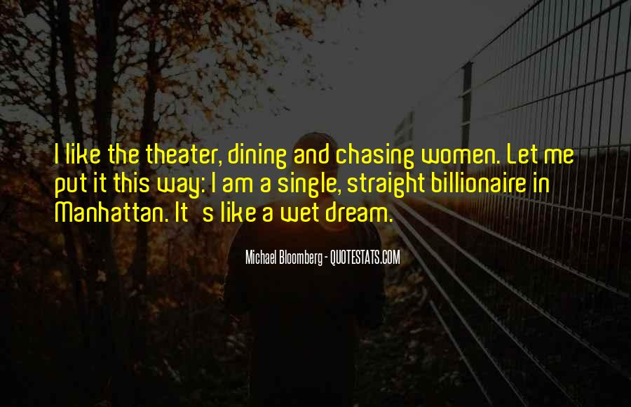 Chasing A Dream Quotes #77013