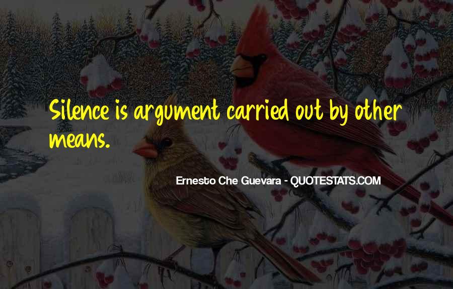 Che Guevara A Revolutionary Life Quotes #420498