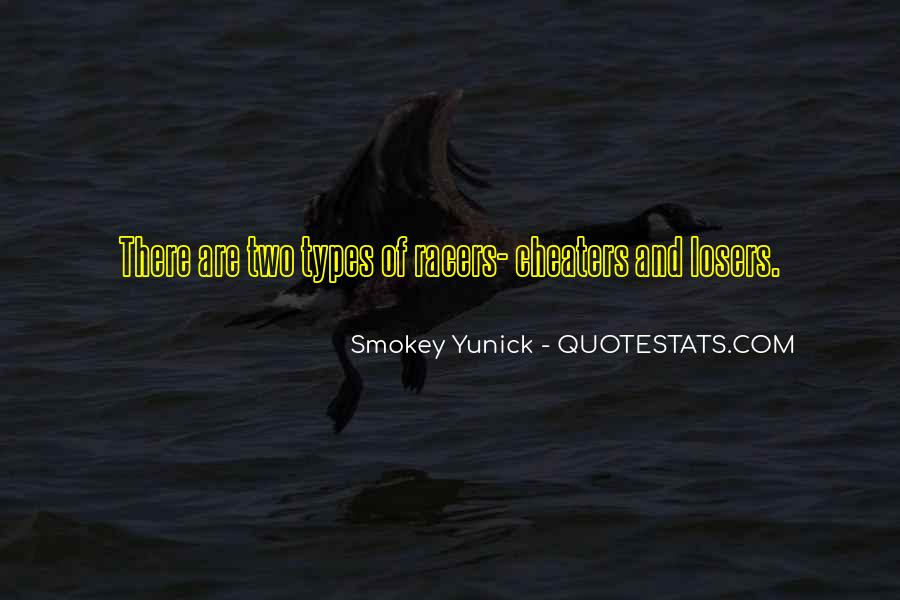 Cheaters Losers Quotes #1066551