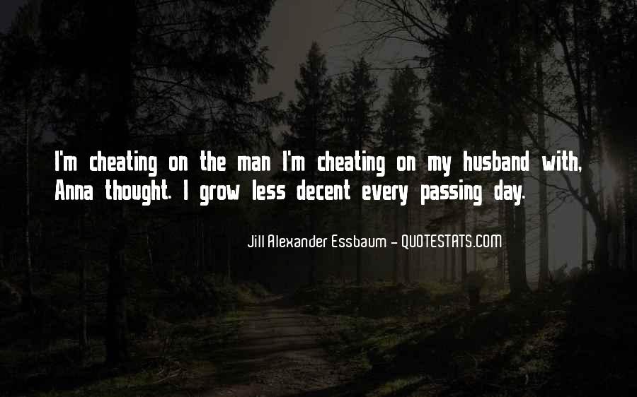 Cheating With Quotes #1080304