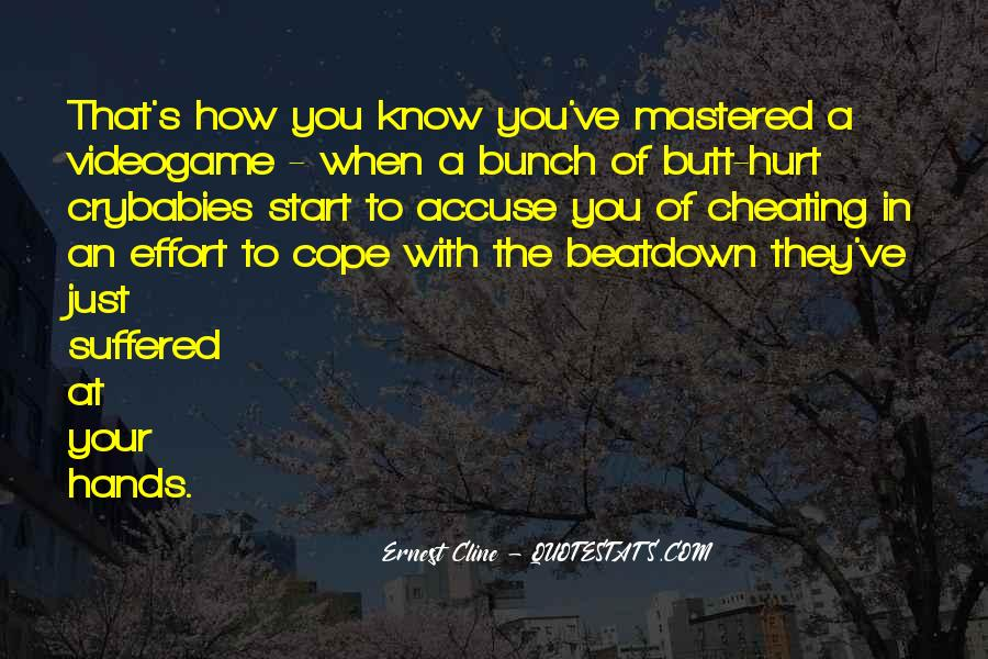 Cheating With Quotes #1465901
