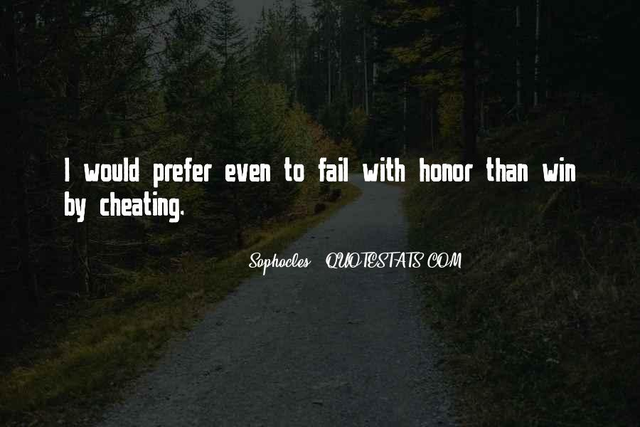 Cheating With Quotes #406378